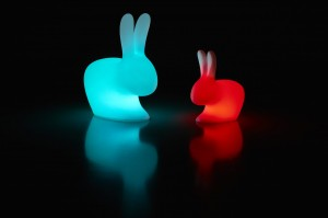 LAMPKA RABBIT  SMALL OUTDOOR LED