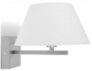LAMPA ŚCIENNA BOSTON 13X13X23CM