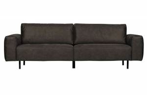 REBOUND SOFA 3-SEATER ANTRACYTOWY