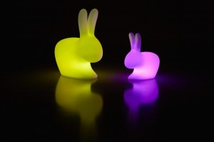 LAMPKA RABBIT OUTDOOR LED