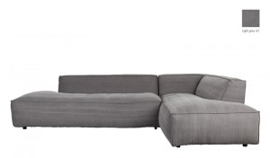 SOFA FAT FREDDY RIGHT COMFORT JASNOSZARY