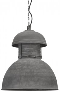 LAMPA WAREHOUSE RUSTYKALNA, L - HK LIVING